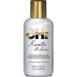 CHI Keratin Silk Infusion keratino ir šilko kompleksas plaukams