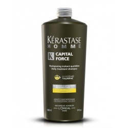 Kerastase Homme Capital Force Vita-Energising Effect šampūnas