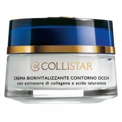 COLLISTAR Biorevitalizing Eye Contour Cream paakių kremas