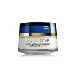 COLLISTAR Ultra-Regenerating Anti-Wrinkle Night Cream naktinis kremas