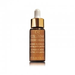 COLLISTAR Pure Actives Glycolic Acid Perfect Skin Peeling šveičiamasis veido serumas