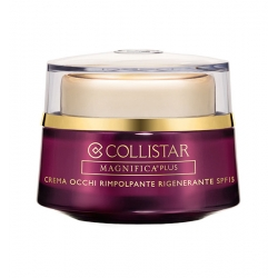 COLLISTAR REPLUMPING REGENERATING EYE CREAM SPF15 paakių kremas
