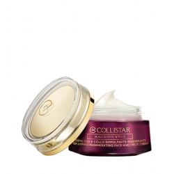 COLLISTAR MAGNIFICA PLUS REPLUMPING REGENERATING FACE AND NECK CREAM kremas